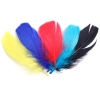 Marabou Feathers Multi-Colored